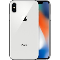 Apple Iphone X, Silver, 256GB